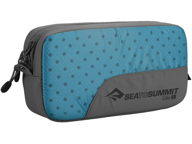 Sea to Summit Travelling Light Cable Cell small, blue